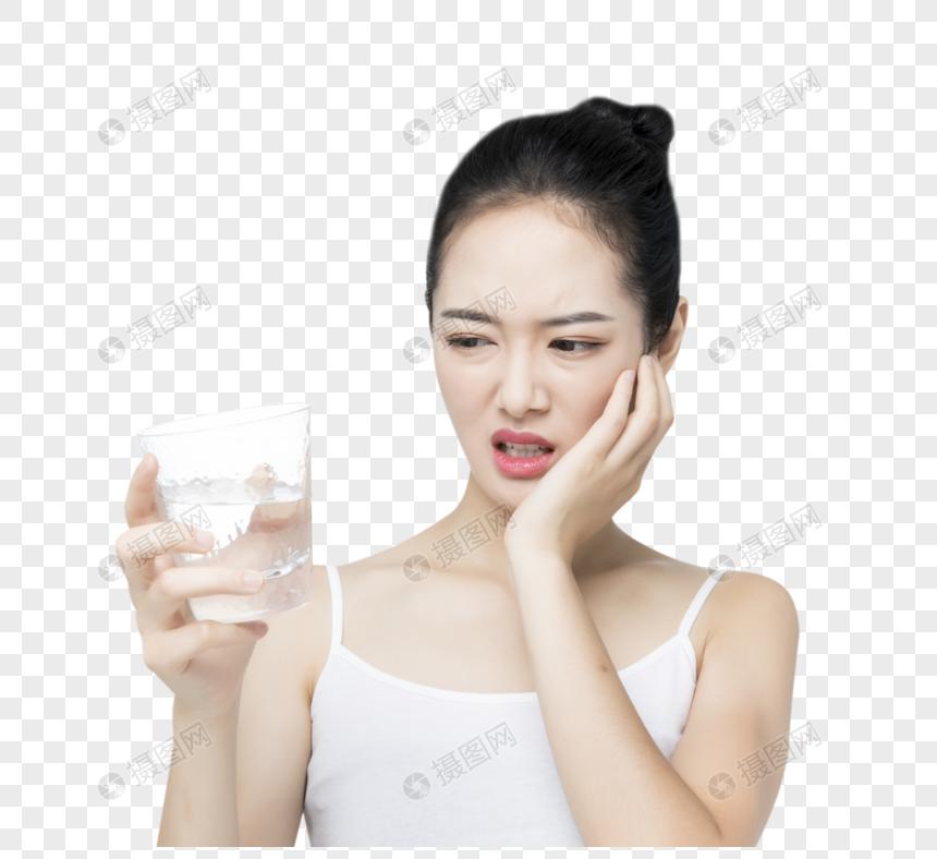 女性口腔护理图片