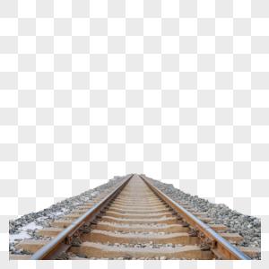 东北铁路铁轨图片