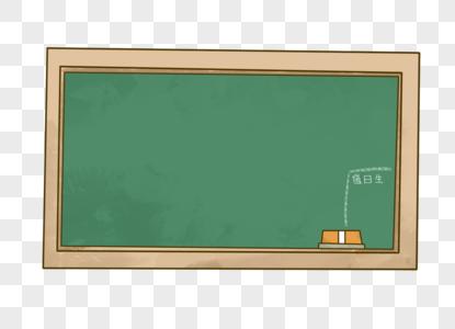 黑板文字框图片