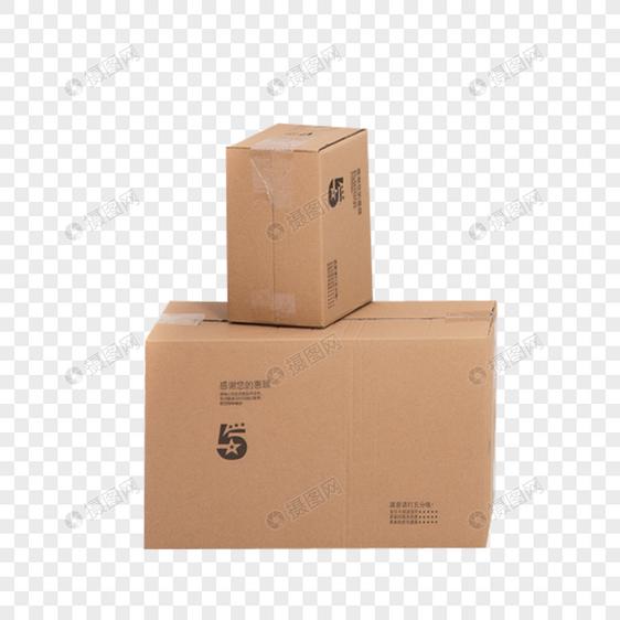 快递盒图片