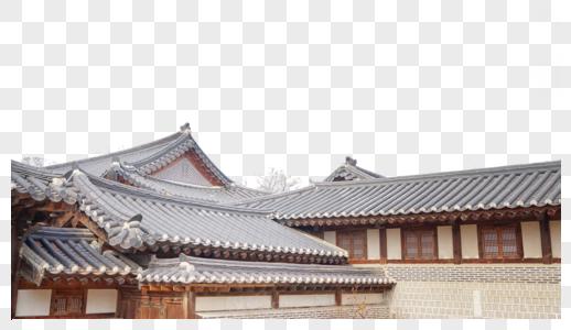 韩国韩式韩屋图片