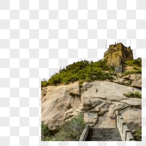 长城烽火台图片