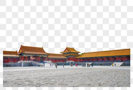 北京故宫博物院图片