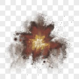 泥土元素图片