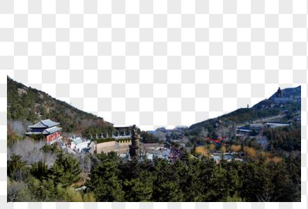威海石岛赤山风景区图片