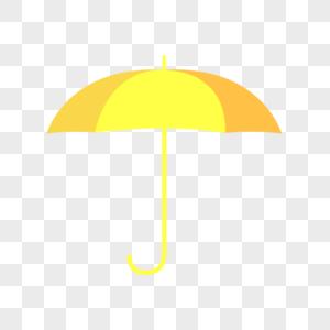 卡通绘制伞元素图片
