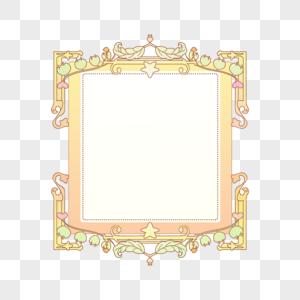 创意古典边框图片