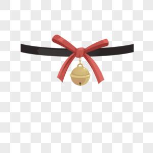 铃铛颈链项圈图片