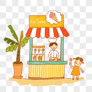 雪糕屋图片