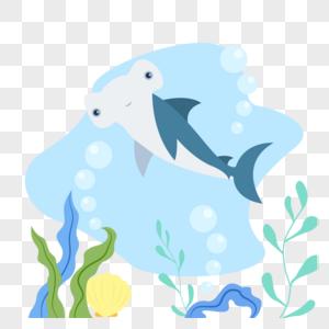 海底的鱼类图片