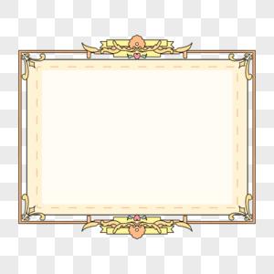 古典创意边框图片