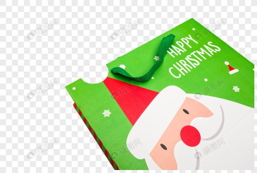 快乐圣诞节手提袋图片
