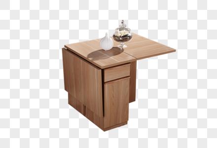 可折叠餐桌图片