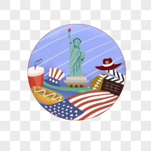 美国旅行图片