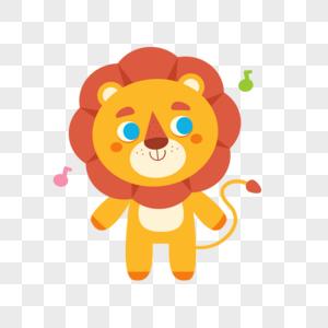 小狮子图片