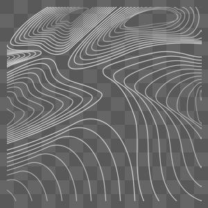 抽象艺术曲线图片
