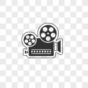 电影节胶圈播放机图片
