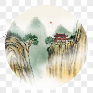 中国风景色图片