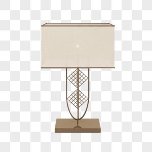 中式台灯图片