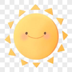 夏天的太阳图片