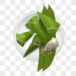 端午节素材粽子吃粽子盘子图片