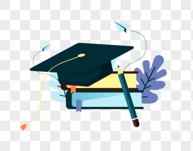 毕业季素材图片