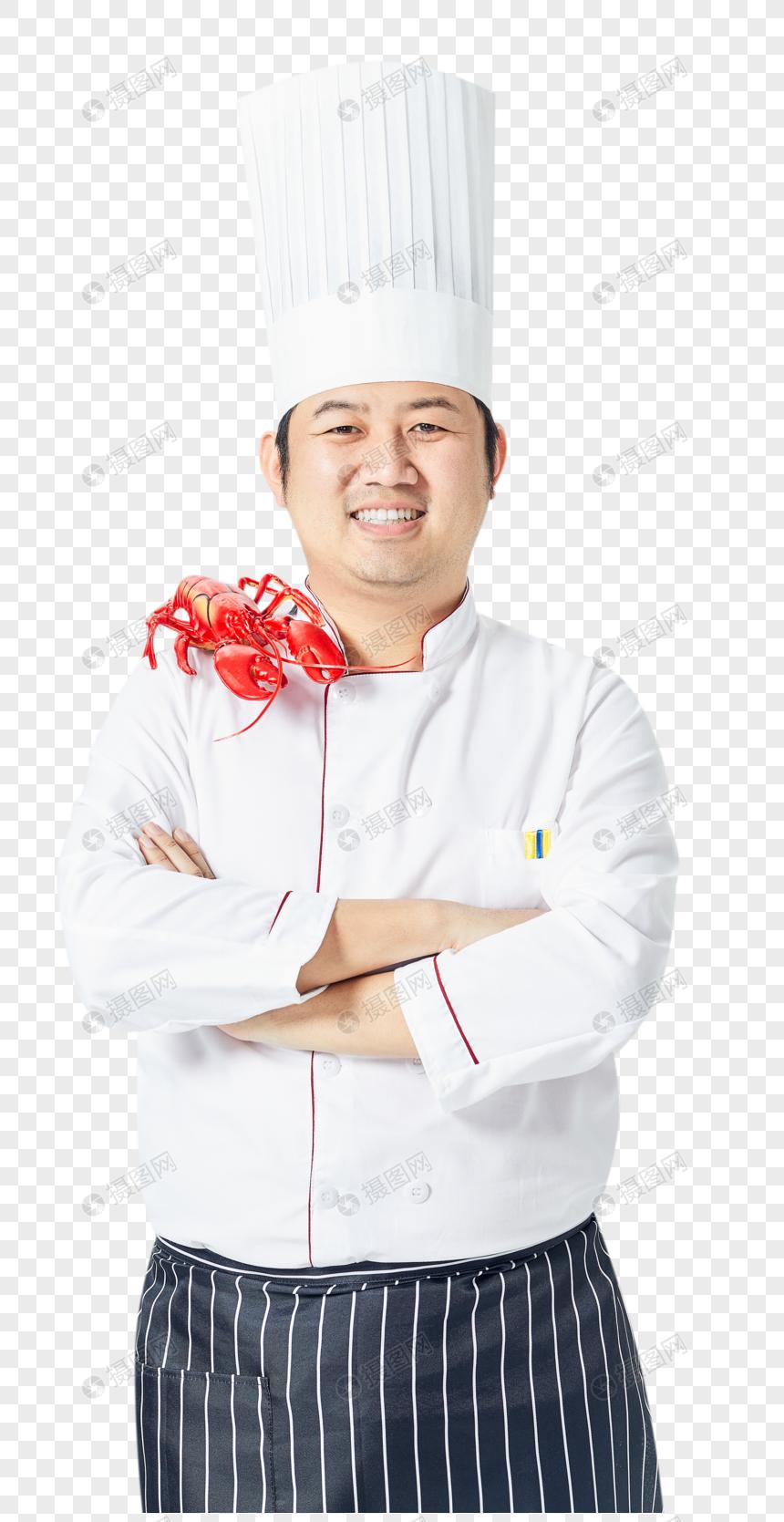 男性厨师形象图片