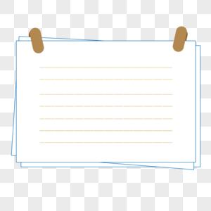信纸框图片