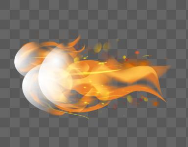 抽象火焰图片