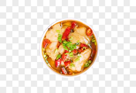 麻辣水煮鱼图片