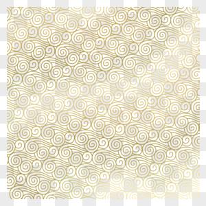 金色云纹图片