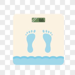 体重秤图片