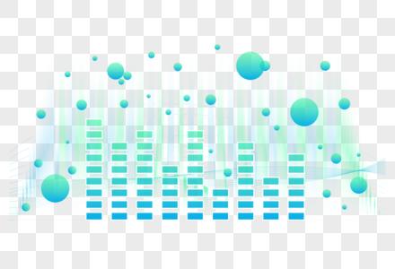 炫彩音波图片
