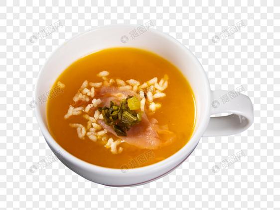浓汤赤贝羹图片