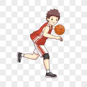 打篮球图片