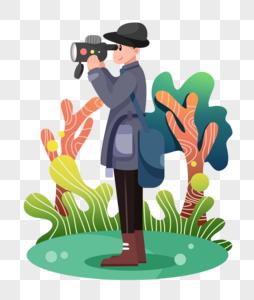 摄影师图片