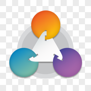 ppt创意彩色小清新标签分类展示框图片