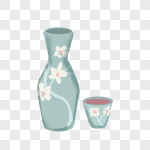 梅子酒图片