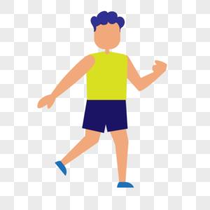运动男士图片