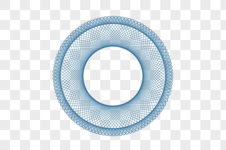创意扁平化科技线条背景元素设计图片