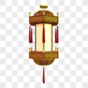 古风灯笼传统喜庆古代中国风古典宫灯图片