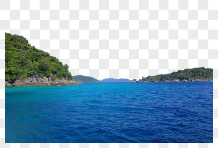 泸沽湖的清净美丽图片