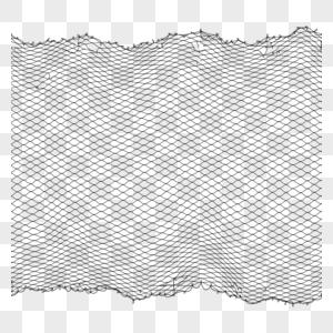 矢量渔网图片