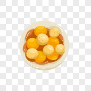 咖喱鱼丸图片