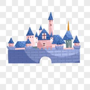 香港迪士尼城堡图片