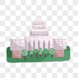 国会大厦图片