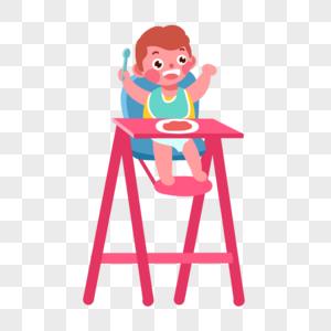 儿童座椅婴儿图片