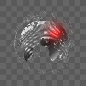 全球网络连接图片