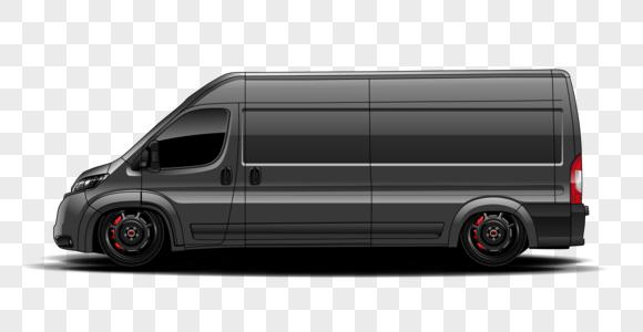 商务车模型图片
