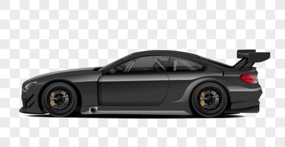跑车模型图片
